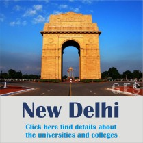 small square banner- New Delhi