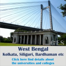 small square banner- west bengal